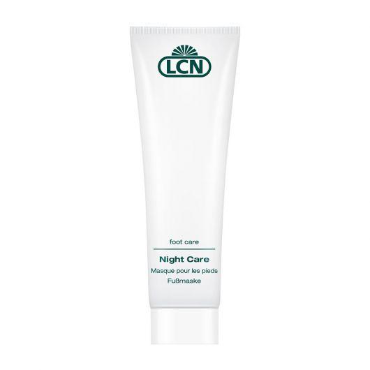 Ночная питательная крем-маска для кожи ног