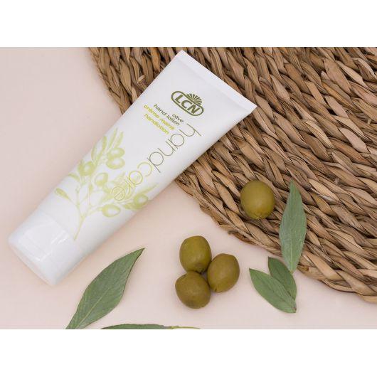Легкий увлажняющий крем с оливковым маслом и маслом дерева ши