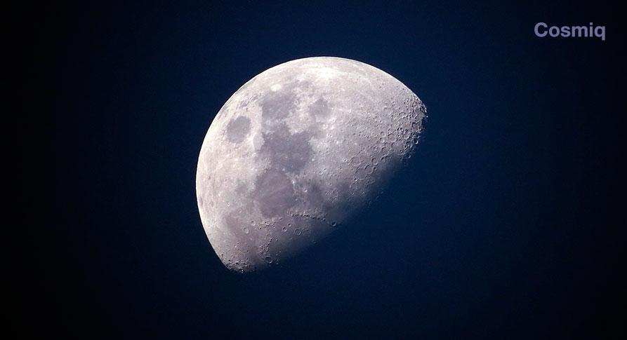 Моделирующие гели с пылью лунного камня - Cosmiq