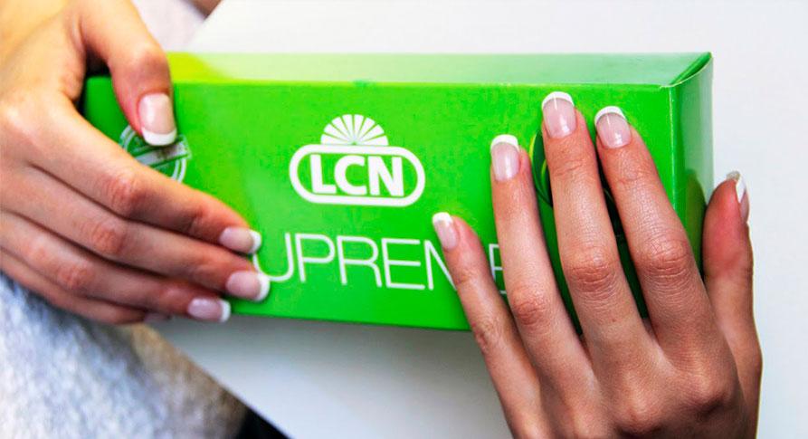 Интеллектуальные гели для лечения слабых ногтей - Supreme