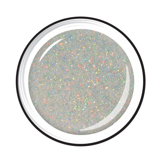 Цветной гель - Hologram Coated Silver, 5 мл
