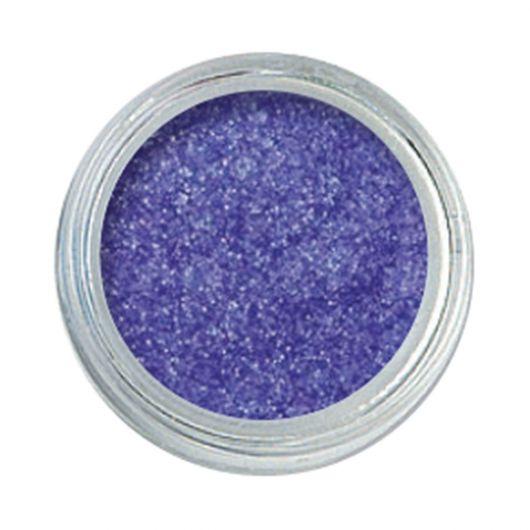 Мерцающий фиолетовый порошок