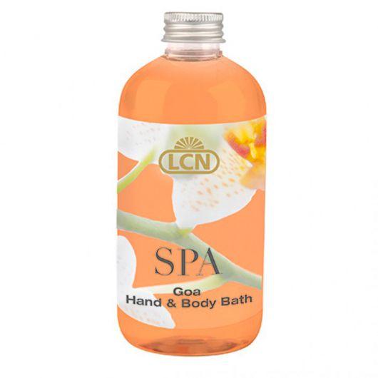 Добавка в ванночку для сухой кожи рук и тела с молочком гибискуса, 300 мл