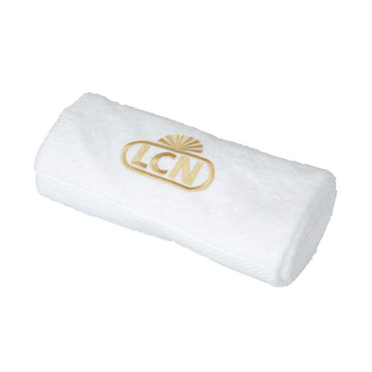 Махровое полотенце с логотипом LCN