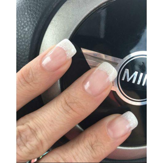 Сверхгибкий моделирующий гель для мягких, жирных и эластичных ногтей, 20 мл (прозрачный)