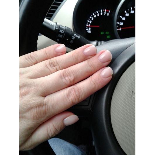 Биоактивный укрепляющий гель для чувствительных ногтей и аллергиков
