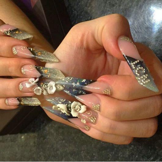 Гель с алмазной пылью для поврежденных и проблемных ногтей, 20 мл (прозрачный)