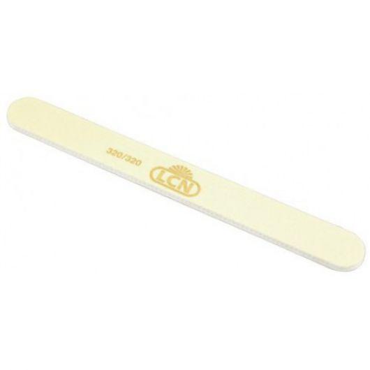 Желтая пастельная пилка, 320/320 грит.