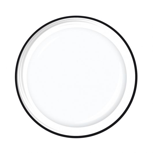 Белый гель для нейл арта, 5 мл