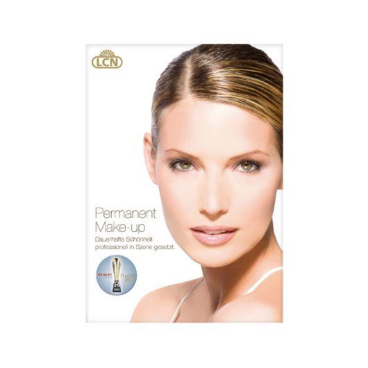 Постер A1 — Permanent Make-up