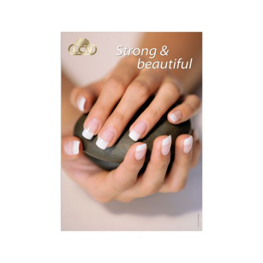 Постер A1 — Strong & Beautiful