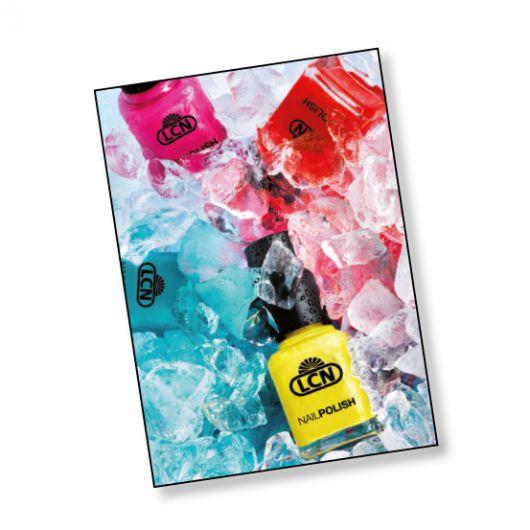 Постер A1 — Ice Nail Polish