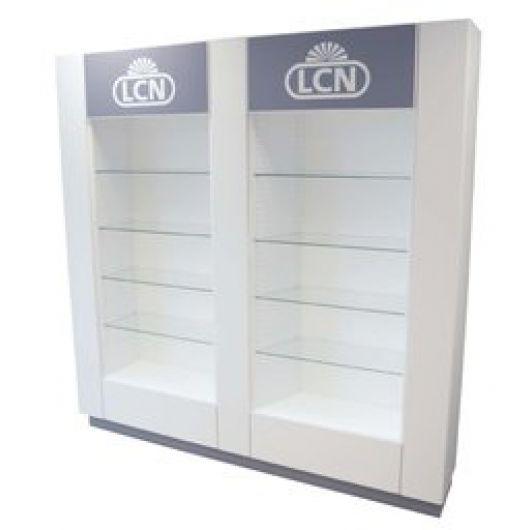Двойной шкаф для продукции