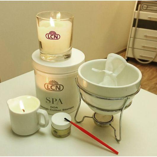 Массажная свеча с маслом маракуйи, 60 гр